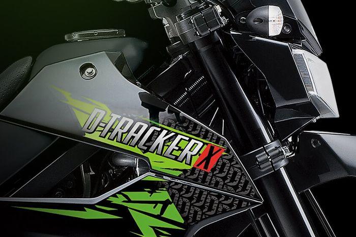 Kawasaki D-Tracker X versi Thailand