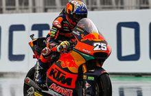Hasil Kualifikasi Moto2 San Marino 2021 - Raul Fernandez Pole Position, Pembalap Tim Indonesia Masuk 9 Besar
