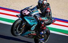 Demi Gelar Juara Dunia MotoGP 2022, Andrea Dovizioso Akui Berani Ambil Risiko Besar