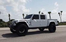 Waspada, Ini Bukan Jeep Gladiator Biasa, Pakai Mesin Istimewa