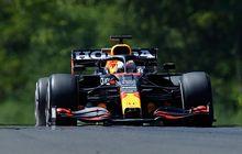 Hasil FP1 F1 Hongaria 2021 - Asapi Duo Mercedes, Max Verstappen Jadi Pembalap Tercepat