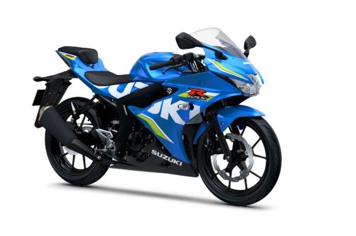 Suzuki GSX-R150 standar