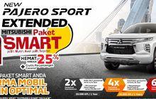 Mitsubishi Perpanjang Program SMART Package Khusus Pajero Sport