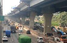 Makin Rame, Volume Kendaraan di Jakarta Naik Sampai 40 Persen