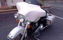 Lelang Harley-Davidson FLHTP Electra Glide Police, Barang Istimewa Jaminan Rp 70 Jutaan