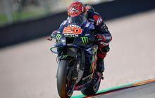 Pembalap Yamaha Kesulitan di Kualifikasi MotoGP Jerman 2021, Begini Tanggapan Fabio Quartararo