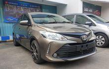 Toyota Limo Eks Taksi Pakai Body Kit Vios Facelift Versi Thailand, Aura Taksi Hilang