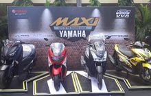 yamaha maxi series jadi faktor bergesernya peminat motor sport di kalimantan barat