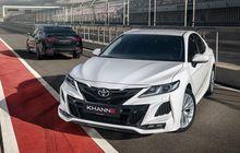 Toyota Camry Baru Kreasi Bengkel Rusia, Lebih Sangar Ekspos Bodi Tajam