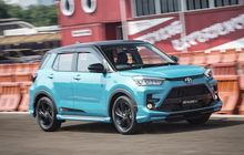 Penjualannya Bisa Dibilang Deras, Segini Nih Skema Kredit Toyota Raize 1.0 Paling Baru