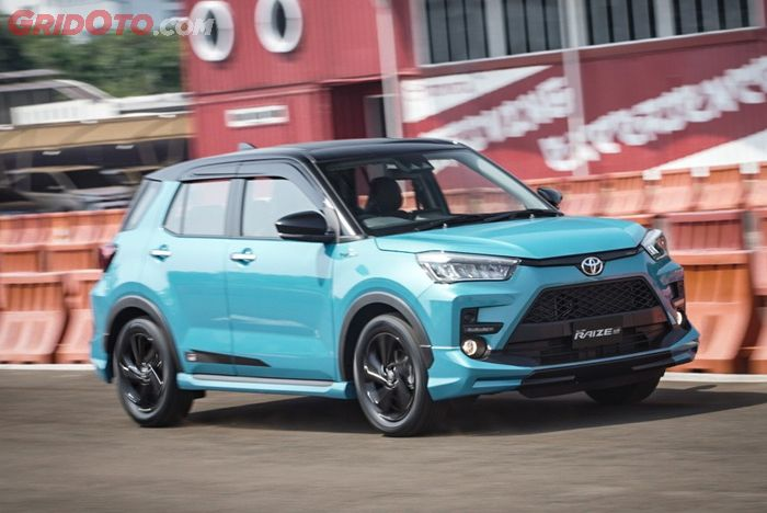 Toyota Raize 1.0T GR Sport TSS