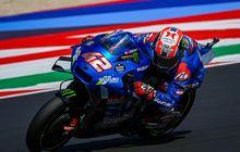 Usai Jalani Tes MotoGP Misano, Alex Rins Mendapat Kado Spesial