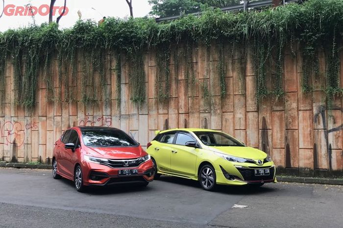 Kesimpulan Dan Data Test Komparasi Honda Jazz Vs Toyota Yaris