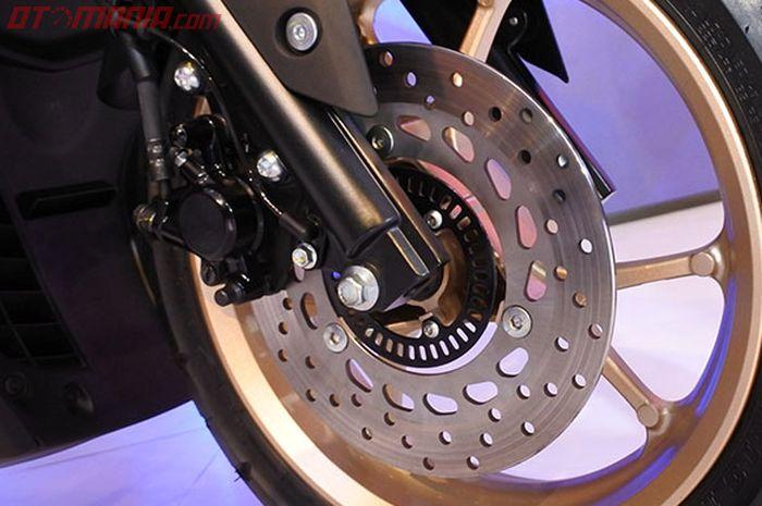 Yamaha All New NMAX salah satu motor yang pakai rem ABS