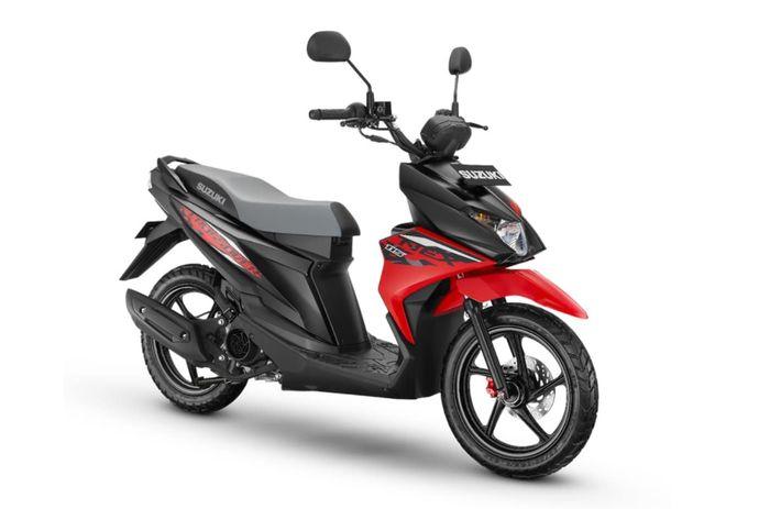 Pilihan warna Suzuki Nex Crossover