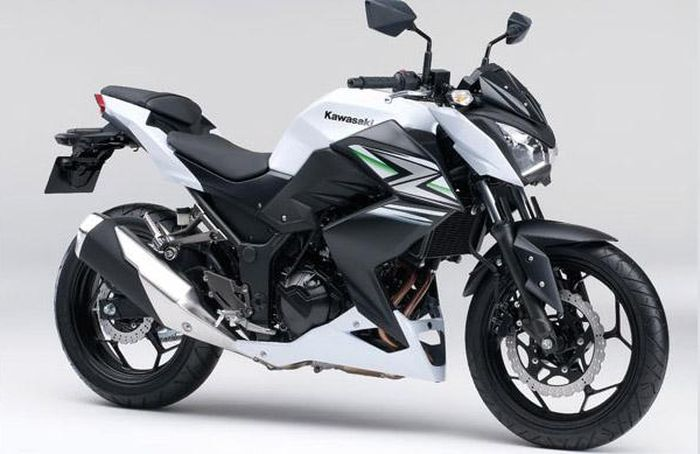 Harga Motor Bekas Naked Bike 250 Cc, Suzuki Inazuma Rp 33