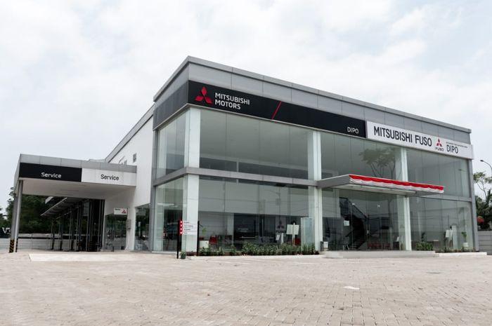 PT Dipo Internasional Pahala Otomotif - Balaraja, jadi dealer Fuso terbaru