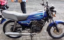 Yamaha RX-King 2003 Dilelang KPKNL Purwokerto, Jaminan Cuma Rp 750 Ribu