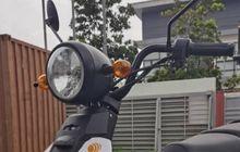 Motor Bebek Baru Bergaya Retro Resmi Meluncur, Desainnya Unik Dibanderol Lebih Murah dari Honda BeAT