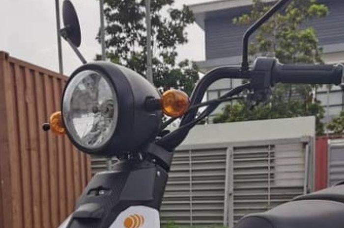 Motor bebek baru bergaya retro resmi meluncur, harganya lebih murah dari Honda BeAT