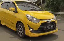 Harga Toyota Agya 2014 Gak Nyangka, Tipe G TRD M/T Tinggal Segini
