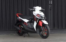 Yamaha GEAR 125 Keluar Dealer Hasil Modifikasi, Konsumen Diminta Sabar