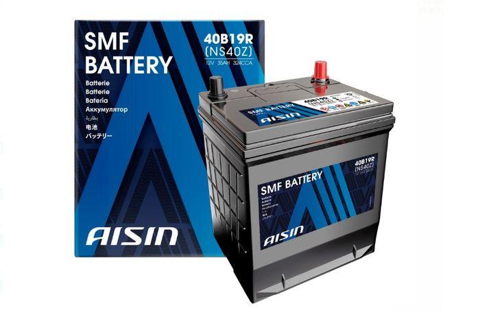 Aisin ramaikan pasar aki mobil dengan hadirkan AISIN SMF Battery di Indonesia.