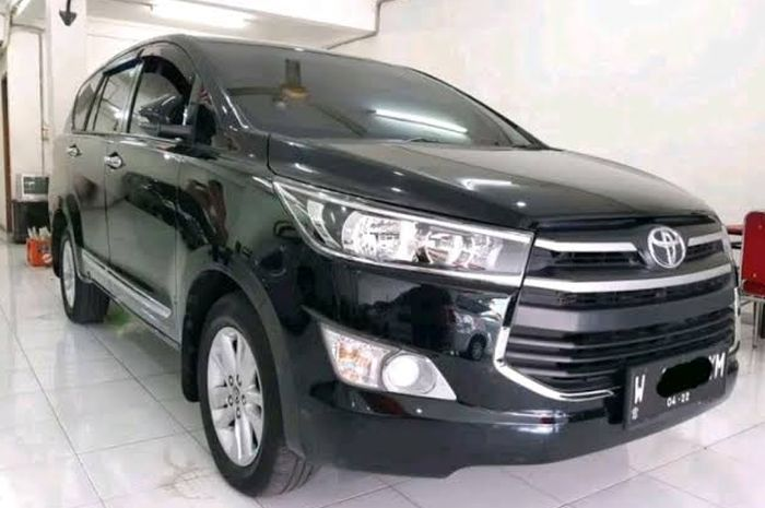 Harga Spare Parts Fast Moving Toyota Kijang Innova 2017 Tipe Bensin Gridoto Com