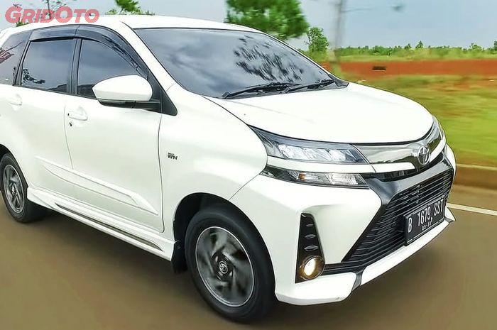 Ilustrasi Toyota Avanza merupakan salah satu penerima insentif PPnBM