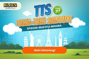 TTS: Teka - teki Santuy Ep.30 Edisi Ibu Kota Negara