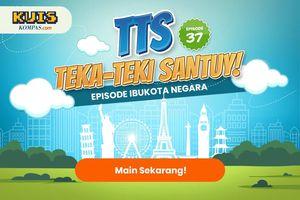 TTS: Teka - teki Santuy Ep.30 Edisi Ibu Kota Negara