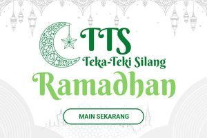 TTS - Teka-Teki Silang Edisi Ramadhan