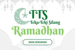 TTS - Teka Teki Silang Edisi Ramadhan