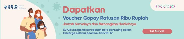 Survei Perubahan pada Parenting dalam Keluarga Selama Pandemi COVID-19