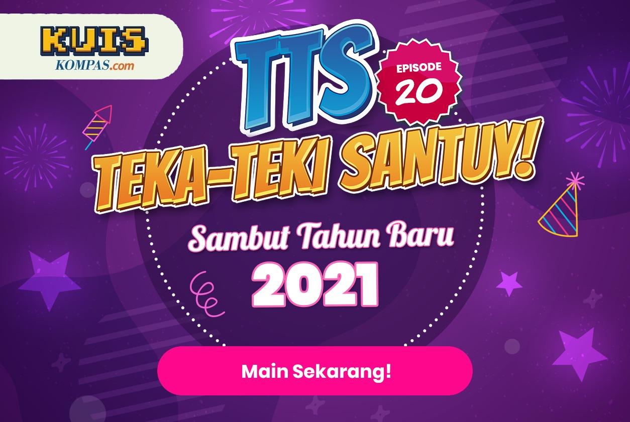 Selamat datang di tahun 2021